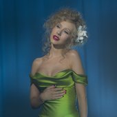 Christina Aguilera (as Ali Rose) in Burlesque, 2010
