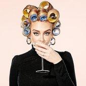Adele on SNL (Photoshoot HQ)