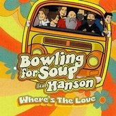 Where's the Love - Single (feat. Hanson) - Single