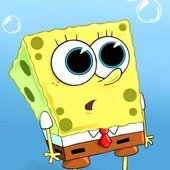 Most Adorable Picture Of Spongebob Ever