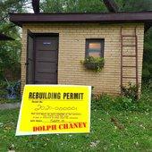 Rebuilding Permit