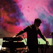 Tycho in San Francisco,Photo: Justin Yee