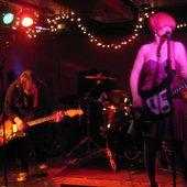 At Nice N Sleazy, Glasgow, 2008