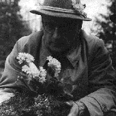 Webern amongst the flowers