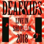 Live in São Paulo 2018