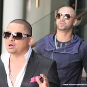 Larry & Wisin