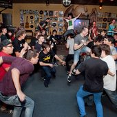 Live @ Rock-Cafe in Dnepropetrovsk, UA (5/sep/2010)