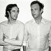 David and Stephen Dewaele (Soulwax)