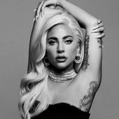 Lady Gaga x Allure