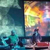 The Warfield, SF - Outersect & Hallucinogen