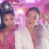Musica de KAROL G, Nicki Minaj