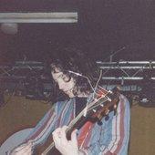 Kevin Shields in 1989