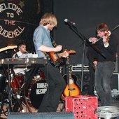 Brudenell, Leeds, November 5th 2010 (3)