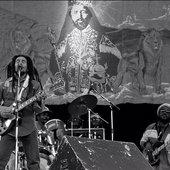Bob Marley & The Wailers Live