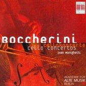 Boccherini, L.: Cello Concertos - Nos. 1, 2, 3, 8