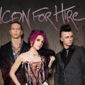 Icon For Hire Official Poster