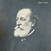 Postcard-1910 Saint-Saens