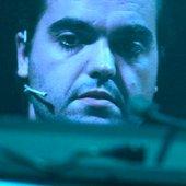 Ludovic Navarre alias St Germain, sorcier de la deep-house, sur scène en 2001