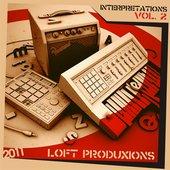 Interpretations Vol. 2 (cover face)