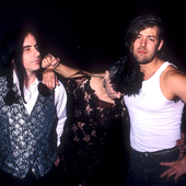 Concrete Blonde Backstage at Whisky a Go Go