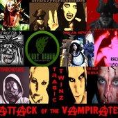 ATTACK OF THE VAMPIRATES - the Vampirates Crew ^V^