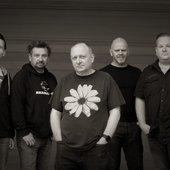 LR: Tim, Dean , Stuart, Spence, L'Angelo Mysterioso