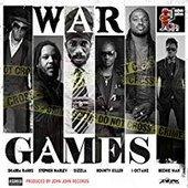 War Games (feat. Stephen Marley, Sizzla, Bounty Killer, I-Octane & Beenie Man) - Single