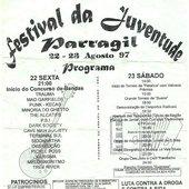Festival da Juventude - Parragil - 1997