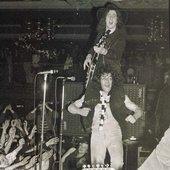 Geordie on stage