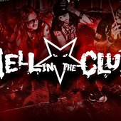 """Hell In The Club\"" (band and logo)"