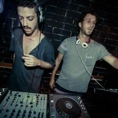 Red Axes on the decks