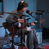 Photo from David Garland's flickr, WNYC Radio.