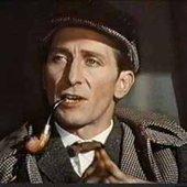 Sherlock Holmes/Peter Cushing