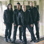 Disturbed NEW PROMO 2015 HQ PNG