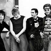 Brian, Rat, Dave, Captain