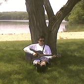 Scott Cooley at Wildwood Lake
