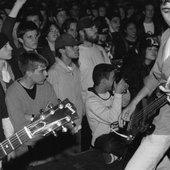 Live at Gilman Street Project, Berkeley, CA. 1997 Photo by Matt Average