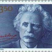 Grieg postkort