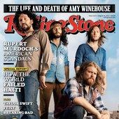Rolling Stone Magazine Shot