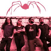 La Araña promotional band photo