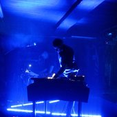 """Live at """"Spectres Of Sound"""" Festival in Czech Republic on March 09, 2013 (Matrix club, Prague)"""