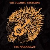 The Flaming Sideburns Split EP