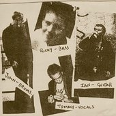 Tommy Wallace, Ian Wallace, Ricky McGuire, John Hamilton.