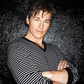 Morten Harket Stripes