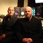 Paul Romero (left) and Rob King (right)