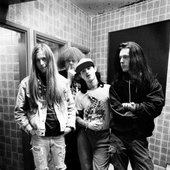 Napalm Death in 1989