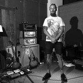 Jimbob Isaac In Monnow Valley Studios