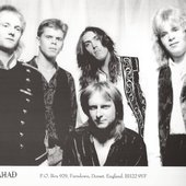 Galahad 1992..bit more hair floating about in those days...