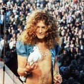Robert Plant 1973