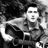 Phil Ochs promotional picture, 1963